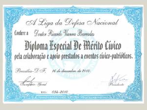 Títulos e Homenagens Ricardo Barradas 14c